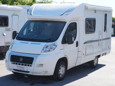 Bessacarr E410 2 berth end kitchen motorhome for sale