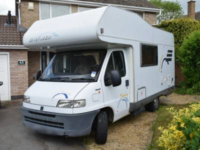 Hymer Camp Swing 544
