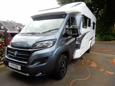 Knaus Sunti700MX Ireland bed, seperate shower, fiat, motorhome for sale.