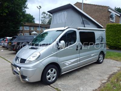 Renault Trafic West Country Conversions