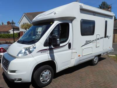 Swift Sundance 530 LP
