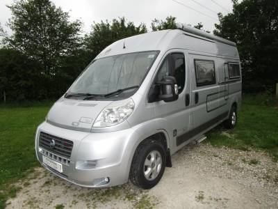 IH Tio R Luxury two Berth Motorhome Campervan For Sale
