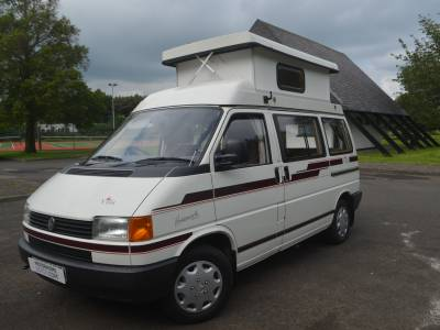 1996 VW HOLDSWORTH VILLA CAMPERVAN