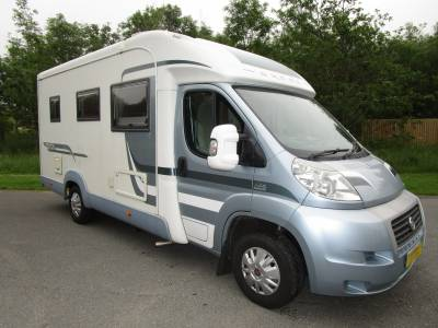 Autotrail Excel 670B Fixed Bed Motorhome FOR SALE