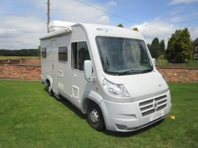 Pilote City Van 57G 2 Berth Compact A Class Motorhome For Sale