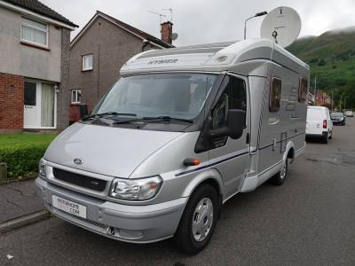 Hymer Van 522, Fixed Rear Bed, 3 Berth Motorhome for Sale