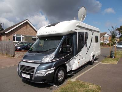 2013 Autotrail Tracker RB