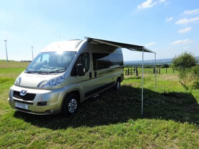 2012 Autosleeper Warwick Duo Professional Van Conversion - IMMACULATE!