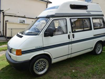 Auto-Sleeper Trident VW T4
