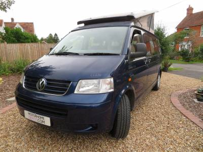 VW Transporter Reimo Campervan, 4 Berth Automatic