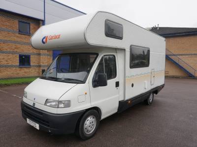 CI Carioca 10 5 berth Centre dinette, End washroom motorhome for sale