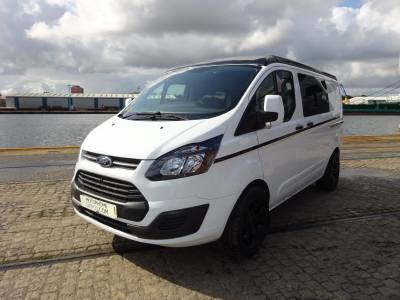 Ford Transit Custom 290 Eco Tech