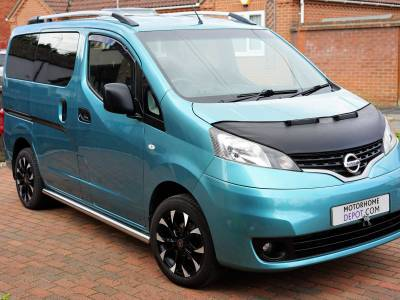 Nissan NV200 Van Conversion