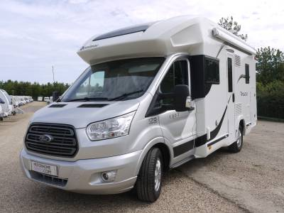Benimar Tessoro 483 Coach Built 4 Berth 4 Belts 2018