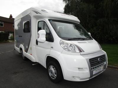 Swift Bolero 600EK Luxury 2 Berth Motorhome For Sale