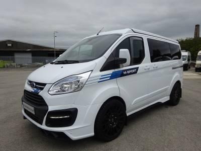 Ford Transit M Sport Camper
