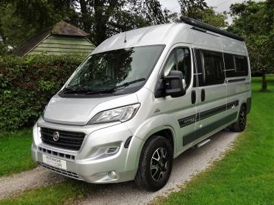 2014 Autocruise Rythm 2.3l Diesel Automatic - 2 berth - 6 metre Professional Van Conversion - Single or double bed layout
