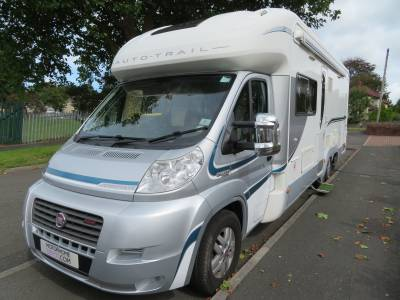 Autotrail Chieftain Low top Automatic 4 Berth