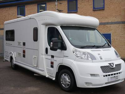 Autocruise Stardream 2 berth Rear u shaped lounge motorhome for sale