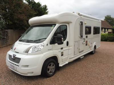 Autocruise Stardream 2 berth rear lounge motorhome for sale