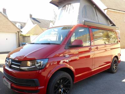 VW T6 Danbury Surf