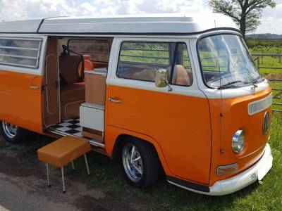 VW T2 Westfalia Bay Window