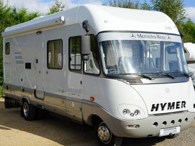 Hymer S740 Starline