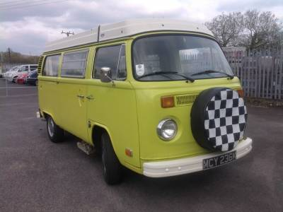 VW T2 WESTFALIA CAMPERVAN