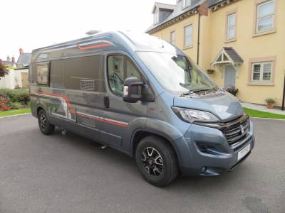 Swift Select 122, 2 Berth, drivers and Lux Pack, 5,000 miles