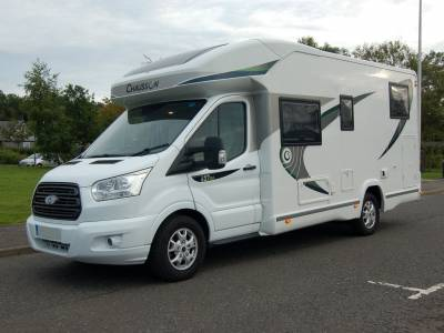 Chausson Flash 627GA