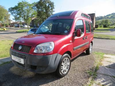 Fiat Doblo, Very Low Mileage, 2 Berth, VGC