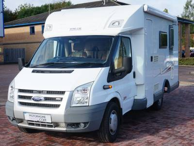 Home-Car XS33 Low Profile Fixed Rear Bed Motorhome For Sale