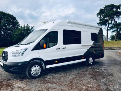 Ford Transit Jumbo Bespoke Conversion