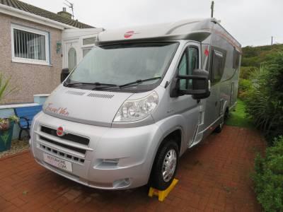 Burstner Travel Van T620