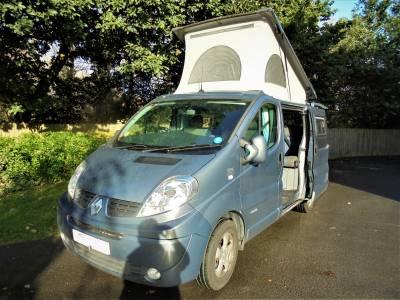 Hillside Leisure Ellastone Camper 4 Berth Motorhome