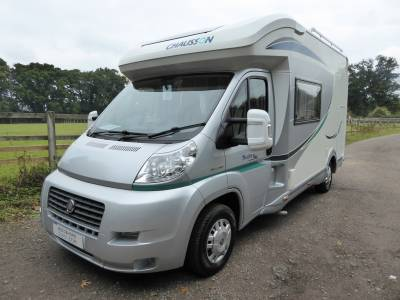 Chausson Suite Mini – Island Kitchen - 3 Berth Motorhome