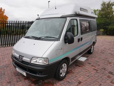 Autosleeper Dorset 2 berth End Kitchen campervan motorhome for sale
