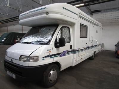 Auto-Trail Mohican 2 Berth Rear Washroom Motorhome for sale
