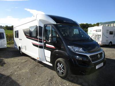 2017 Swift Bolero 4 Berth Luxury Rear Lounge Motorhome For Sale