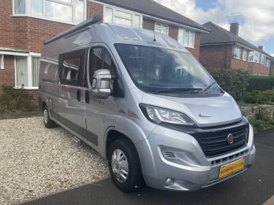 Rapido V55 150Bhp Automatic 3 Berth Campervan For Sale