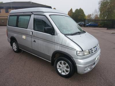Ford Freda Automatic 2 berth Rear lounge campervan motorhome for sale