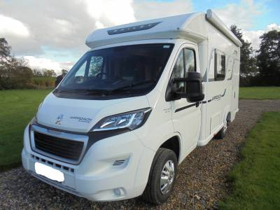 Bailey Advance 635 Motorhome For Sale