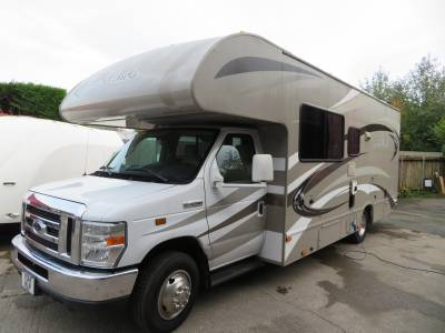 RV Four Winds Motothome, 7 Berth, Automatic, Low Mileage