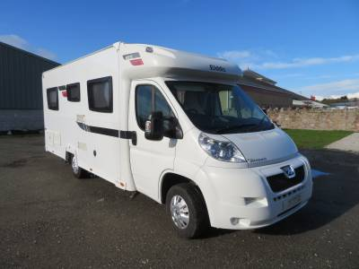 Elddis Autoquest 165,4Berth Motorhome in Excellent condition 9,500 miles