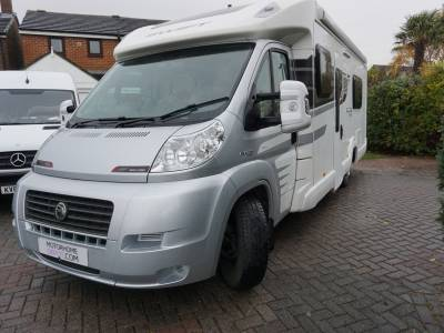 Swift Bolero 712 SB 4 berth two single beds motorhome