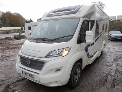 Swift Escape 694 Isand Bed Motorhome For Sale