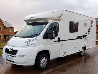 2013 Elddis Autoquest 175 low profile 2 berth motorhome