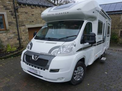 Autosleeper Cotswold