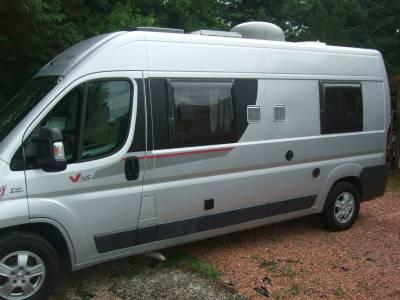 Rapido Van V56