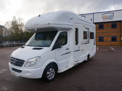 Autosleepers Suffolk Automatic Merc 4 berth U Shaped Lounge motorhome for sale